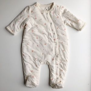 Baby Gap | New Girls Star Footie One Piece